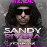 Sandy Rivera Tribute Mix by Rony Breaker