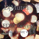EDM Rewind - Promo Taster Vol. 4