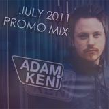 Groove, Funk & Everything In-Between // July '11 Promo Mix