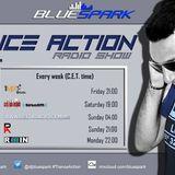 Dj Bluespark - Trance Action #363