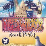 LIVE @ Cheeky Tracks Big Sweaty Summer Send Off (22-09-17)