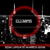 DJ-MPG - EDM Update March 2016