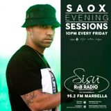 SAOX EVENING SESSIONS SISU RNB RADIO MARBELLA 95.2 FM