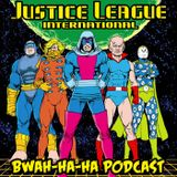 JLI Podcast #23 - Justice League International #23