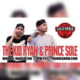Young California Radio 03/02/2015 (The Kid Ryan & Prince Sole)