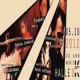 Cristian Vogel (Live PA) @ 20 Jahre Werk 2 - Werk 2 / Halle D Leipzig - 05.10.2012