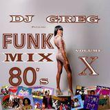 FUNK MIX 80's VOLUME 10