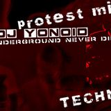 Dj Yonoid - Protest mix