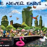 Ellen Allien @ Street Parade 2017 Love Never Ends (Opera Stage), Zürich - 12 August 2017