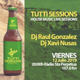 Tutti Sessions Summer Edition - Ibiza Sounds - 12 July 2019