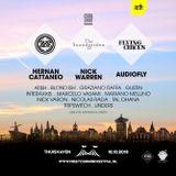 Nick Warren b2b Hernan Cattaneo - Live at Free Your Mind, Thuishaven (ADE 2018) - 18-10-2018 Part 1