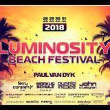 Gabriel Dresden  @ Luminosity Beach Festival on  01-07-2018