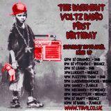 The Basement Voltz 1st B-Day - Psybreaks