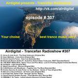 Airdigital - Trancefan Radioshow #307 2017-07-21
