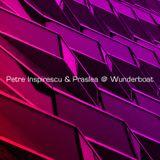Petre Inspirescu and Praslea at Wunderboat