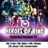 BoSaL Heroes Of Rind Oct 16