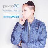 Promo ZO - Bassdrive - Wednesday 26th September 2018