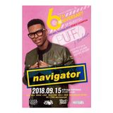 Navigator 6th Anniversary Featuring Dj Puffy RedBull Thre3style 2016 World Champ