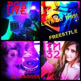 PGX LIVE ITM132 HAPPY THANKSGIVING FREESTYLE! (FM & INTERNET Broadcast)