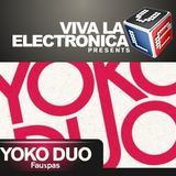 Viva la Electronica presents Yoko Duo