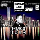 FRANK G - WORLD LIVE SESSIONS - 035