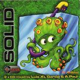 """X-Club Solid - CD1 Mixed by Luis """"XL"""" Garcia"""
