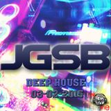 MixForYou Radioshow - Deep House 03-02-15