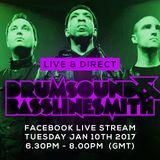 Drumsound & Bassline Smith - Live & Direct #20 [10-01-17]
