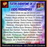 Radio Prodiaspora teatru   • Mare bătaie de cap de Leonid Lenci. Traducerea Leonard Efremov.