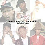 Pharrell's Finest mixed by Tommy Turbojazz