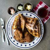 Dj Flavio Rodriguez x Dj Fönk - Chicken & Waffles