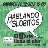 Hablando en Globitos 421 - Dia de la historieta uruguaya