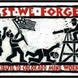 Πολλά Υπσοχόμενοι με μουσικές και ιστορίες για Αμερικάνικες απεργίες.
