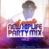 DJ Ponto HIPLife MIX 2017 Vol2