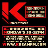 DJ Chris B - KreamFM.Com 18 NOV 2019