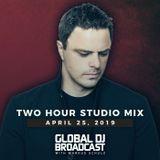 Markus Schulz - Global DJ Broadcast: A Fresh 2 Hour Mix (25.04.2019)
