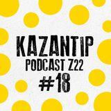 Kazantip Podcast #18 — Monkey Safari
