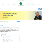 Tokyo Dance Park Aug 13 2016 Mix