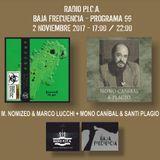 PROGRAMA 99 - M. NOMIZED MARCO LUCCHI + MONO CANÍBAL + SANTI PLAGIO