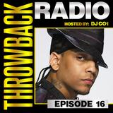 Throwback Radio # 16 - DJ CO1 (Slow Jams)