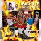 Bigote - Cholombiano Mixtape / Cumbia y Perreo
