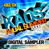 Kaos Annual Summer 2009 Digital Sampler