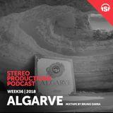 WEEK36_18 Algarve 2018 VA (Stereo Productions) MIxtape by Bruno Zarra