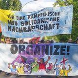 Koloniestraße gegen Verdrängung - Interview