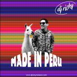 Mix Made In Peru 2017 - djrickynolasco