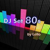 DJ Set 80s by Lello
