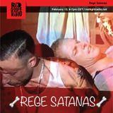 "REGE SATANAS 352 ""Cinedrama"" @ Red Light Radio 02-13-2019"
