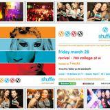 DJ Baby Yu Birthday Party @ Shuffle 2010 - Live Mix