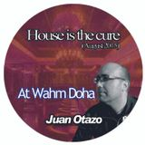 House is the cure at Wahm Doha (August 2015)