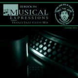 Franzz Jazz Guest Mix @ DJ Rock Musical Expressions (Face The Bass Live, Oct. 2013)